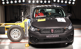crash test fiat argo