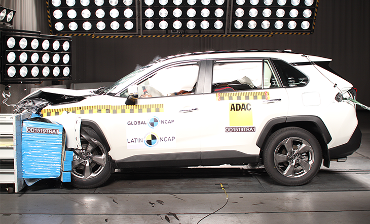 crash test rav 4