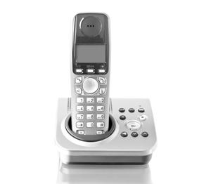 3b700d5e1 O telefone com secretária eletrônica é fundamental para escutar recados  importantes e saber quem ligou durante um período de ausência. Ver 8 Telefones  sem ...