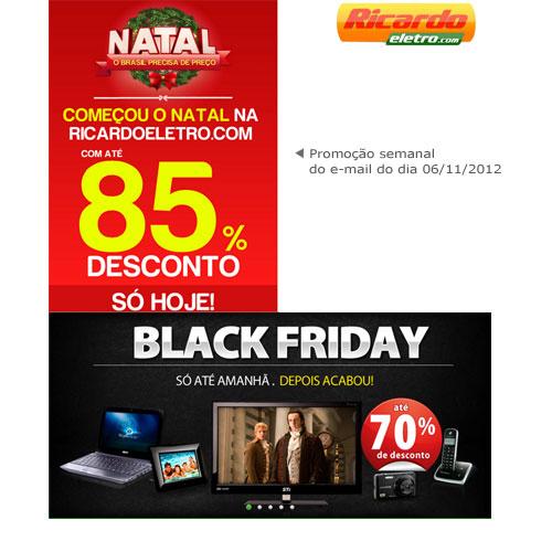Os preços da Black Friday nem sempre são mais baratos