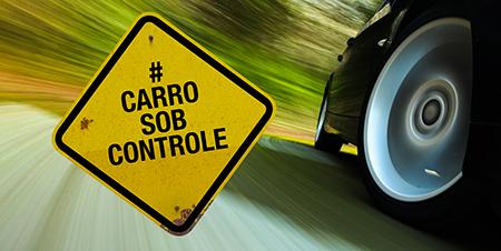 CARRO SOB CONTROLE