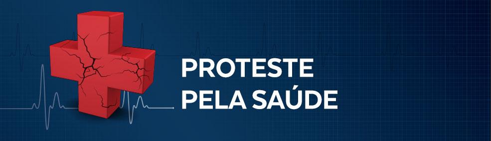 PROTESTE pela Saúde